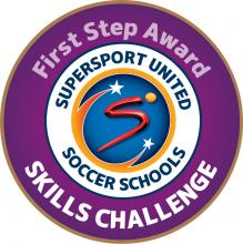 'First Step' BADGE
