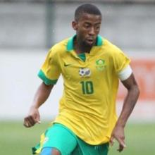Under17 captain Nelson Maluleke Gallo Images