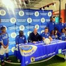 SUSS soccer school launch