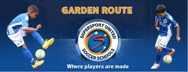 Supersport United soccer school Garden route