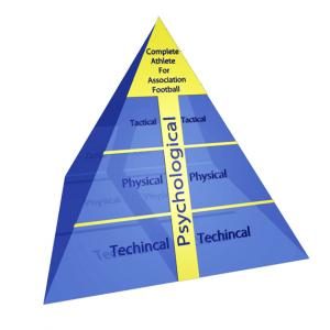 Brazilian Soccer Schools South Africa - The BSS Players Pyramid