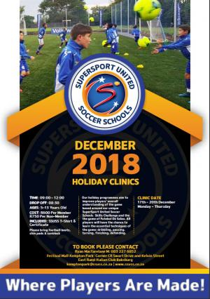 Boksburg Holiday Clinic December