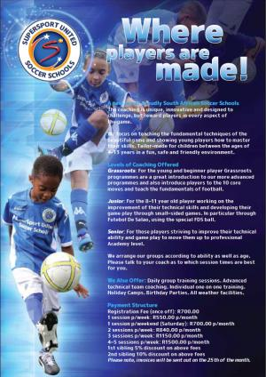 Brazilian Soccer Schools South Africa db3c050e14837
